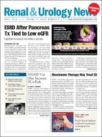April 2012 Issue of Renal And Urology News
