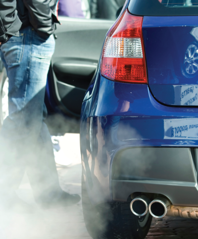 Pre-Eclampsia Linked to Traffic-Related Pollution