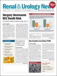 April 2013 Issue of Renal And Urology News