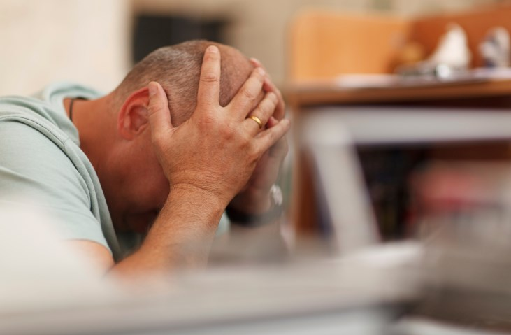 Erectile Dysfunction (ED) in Middle-Aged Men Linked to Depression