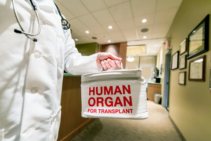 Organ Transplants Involving Overdose-Death Donors Increasing