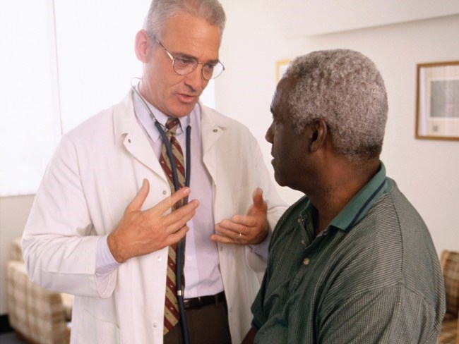 Black Men with Prostate Cancer Fare Worse