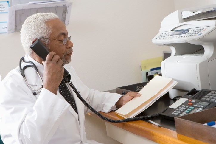 Fax Sent to Wrong Number Results in HIPAA Violation
