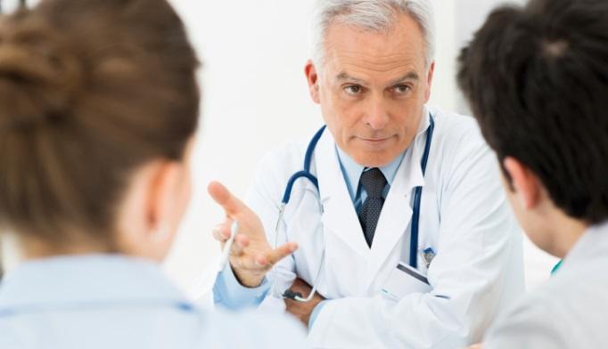Sexual medicine doctor