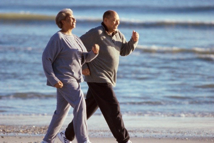 Those who exercised at least 150 minutes a week had a 26% lower risk of developing type 2 diabetes.