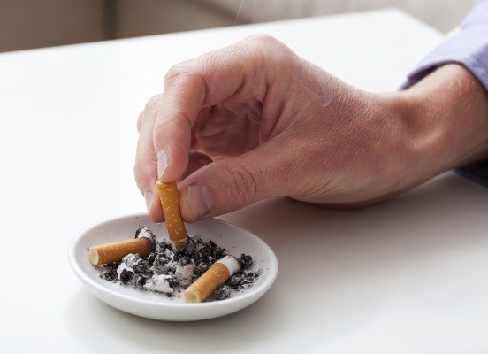 Current smokers and those who had quit within the last 10 years had twice the risk of biochemical recurrence of Prostate Cancer, compared with never-smokers. (ThinkStock)