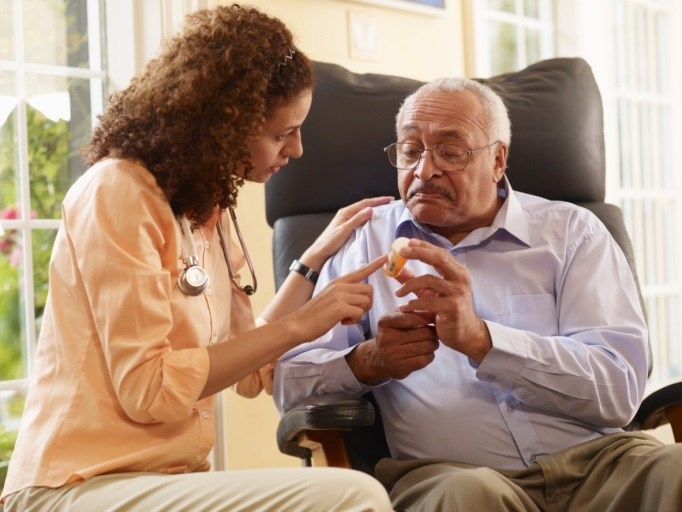 Prior research suggests lower blood pressure increases risk for cognitive decline in elderly.