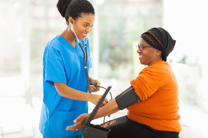 Study Questions Blood Pressure Target for Diabetes Patients