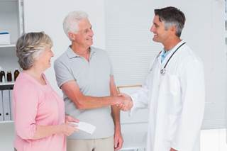 Men with advanced disease report health-related quality of life similar to that of those with localized disease.