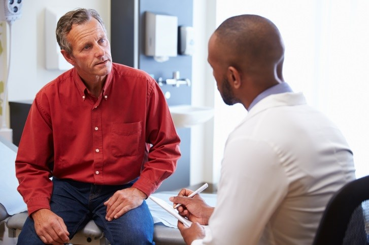 Prostate Biopsy Complications Deter Patients From Re-Biopsy