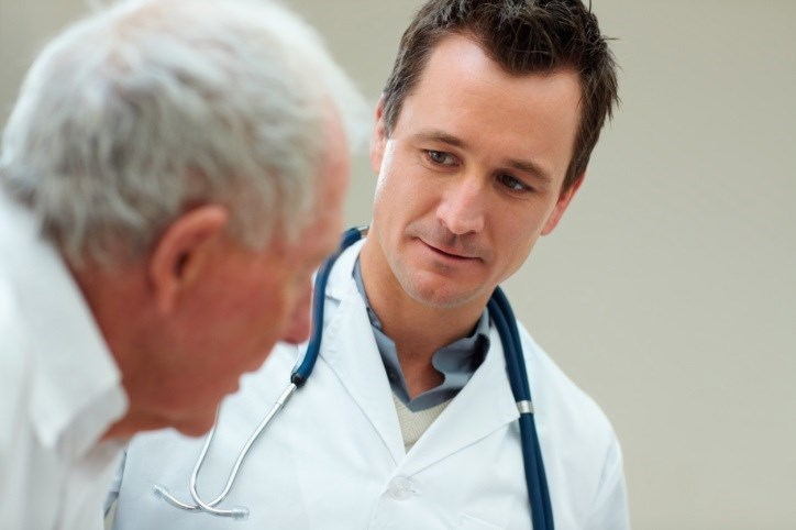 Patients diagnosed with prostate cancer often struggle with their diagnosis.