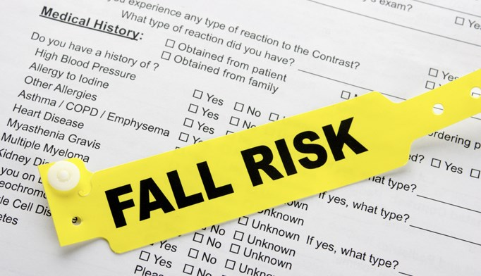 Fall Risk Linked to HTN Medications
