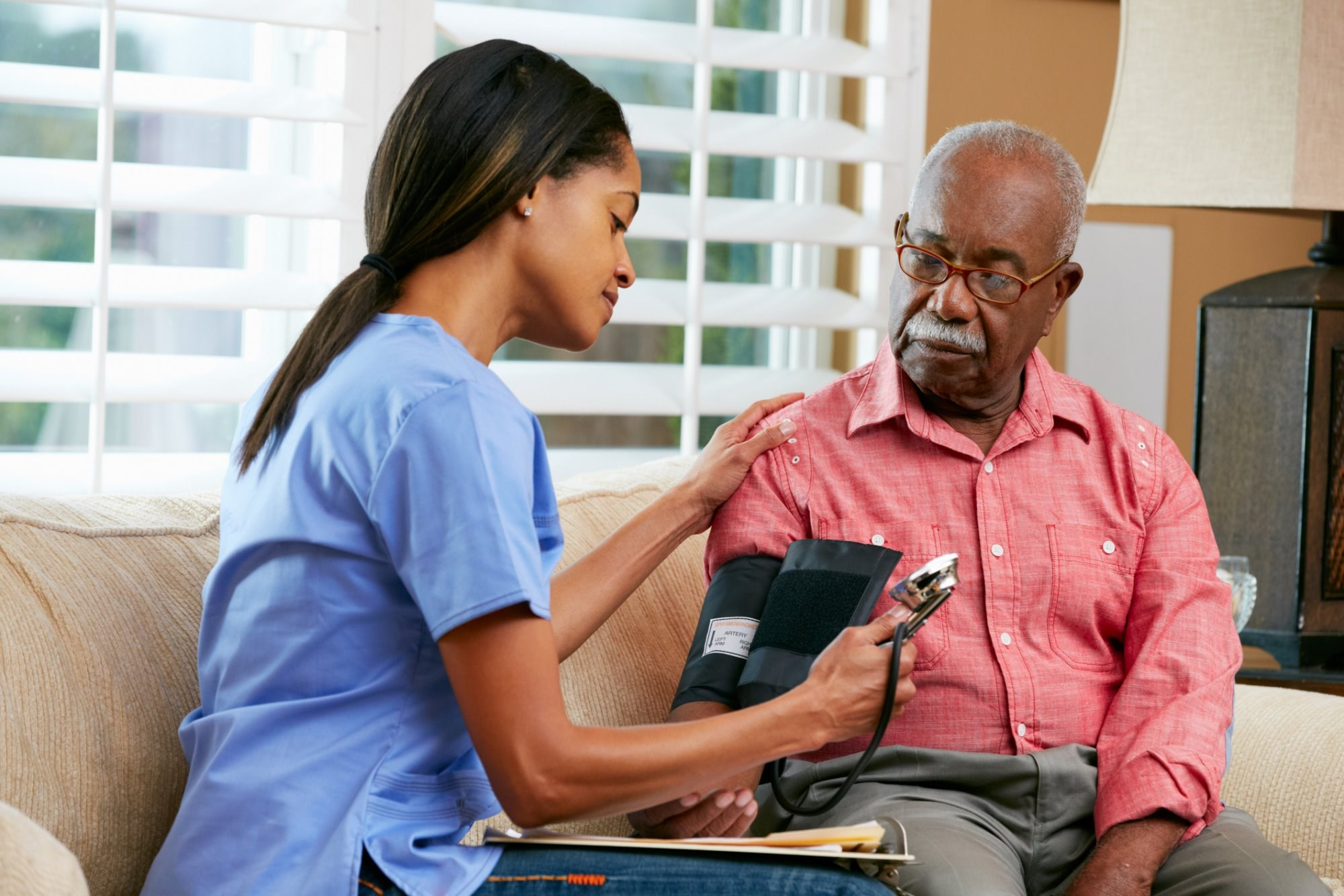 Even black men with relatively few comorbidities had increased risks of upgrading or upstaging compared with non-black patients.