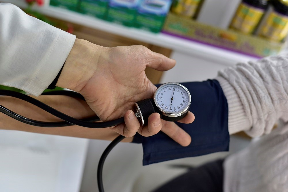 An expert panel recommends that first, antihypertensive medication adherence is confirmed and out-of-office blood pressure recordings exclude a white-coat effect.