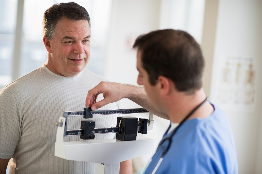 Centrally obese participants with a normal BMI had the worst long-term survival.