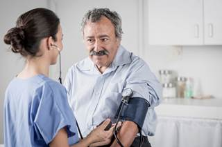 In a controlled study, a high-phosphate diet increased systolic and diastolic blood pressure and pulse rate in people with normal renal function.
