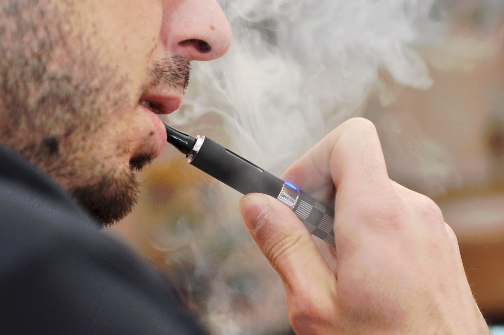 E-Cigarette Smoke Possibly Carcinogenic to Lung, Bladder