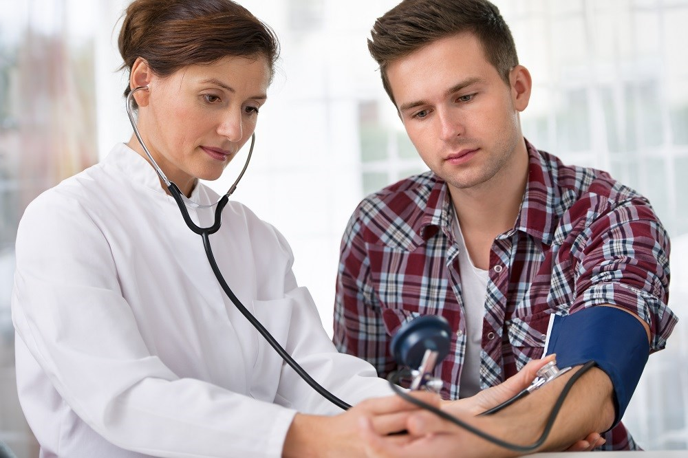 Some adolescents may have organ damage related to blood pressure and are not targeted for therapy.