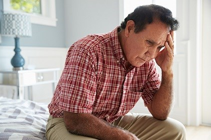 A patient's risk of suicide is doubled within the first year following a prostate cancer diagnosis, according to a new meta-analysis.