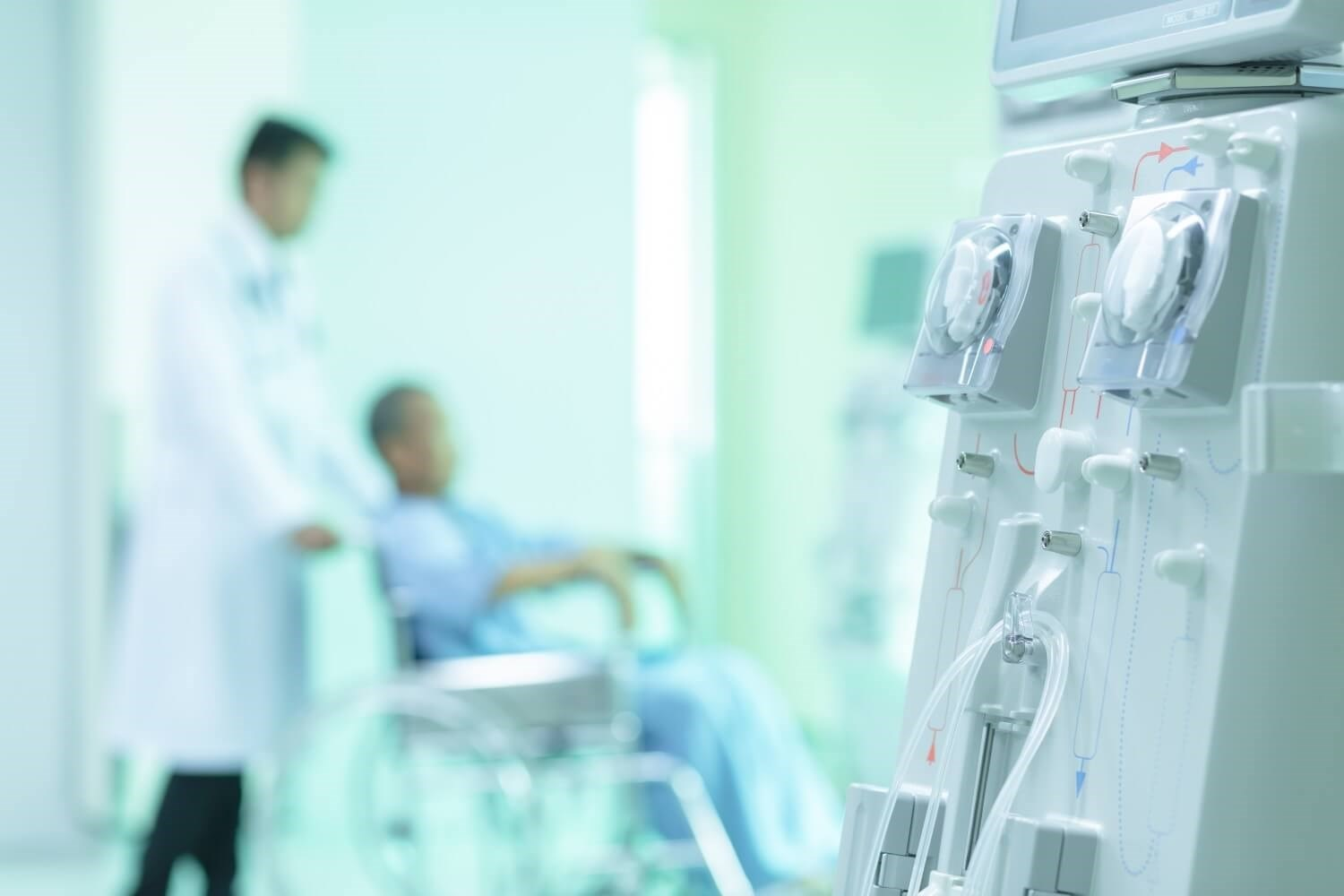 Many are calling for standard dialysis coverage for undocumented immigrants with end-stage renal disease.